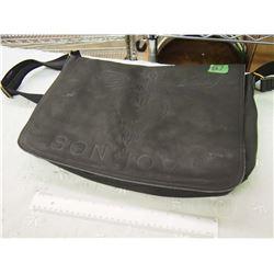 Leather Bon Jovi Bag