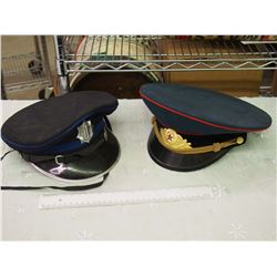 Russian Military and Police Cap