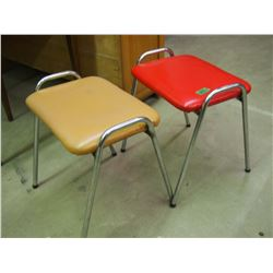 Pair Of Stacking Stools