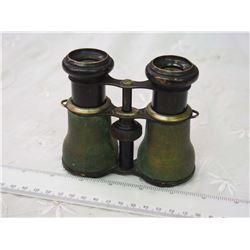 WW1 Era Brass Binoculars