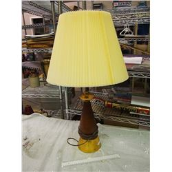 Unique Brass Lamp
