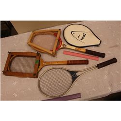 Vintage Tennis Rackets (3)