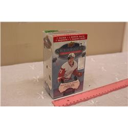 Sealed Box of 2016-17 Upper Deck Artifacts Hockey Cards