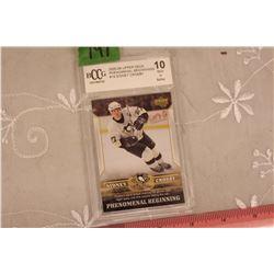 Sidney Crosby, Card #15, 2005-06 Upper Deck Phenomenal Beginnings