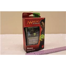 Sealed box of Magic The Gathering Cards: Nissa Genesis Mage