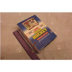 1990 Score NHL Hockey Premier Edition Player Cards (Full Box)