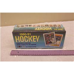 Sealed 1990-91 OPC NHL Hockey Card Set (528 Cards)