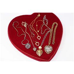 """""""Sweetheart Special"""" Heart Jewellery"""