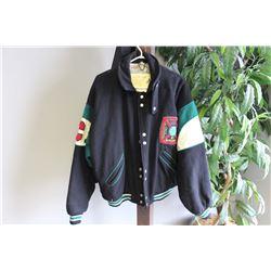 Vintage Coconut Club, Yankee Stadium Varsity Jacket (Size M)
