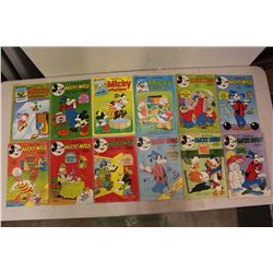 1980s Mickey Mouse German Comics (12)