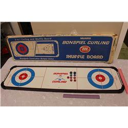 Munro Bonspiel Curling/Shuffle Board