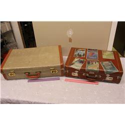 Vintage Suitcases (2)