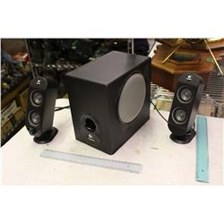 Logitech 2.1 Computer Speaker Set