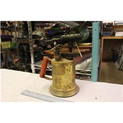 Vintage Brass Torch