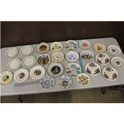 Lot of Assorted Collectors Plates