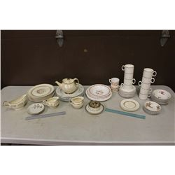 Huge Lot of Assorted Dishes