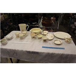 Lot Of Vintage Dishware