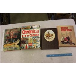 Selection Coffee Table books
