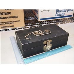 Vintage Justus Cashbox With Key