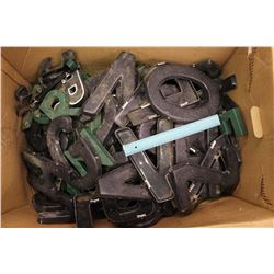Box Full Of Display Letters
