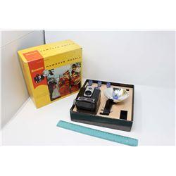 Hawkeye Brownie Camera with Flash in Original Box