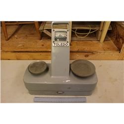 Toledo Scale (Good Working Condition)