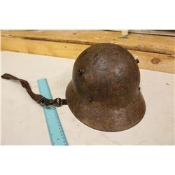 M 30 Helmet WW1 Shell Shocked