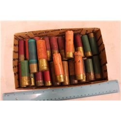 Antique Shotshell Collection