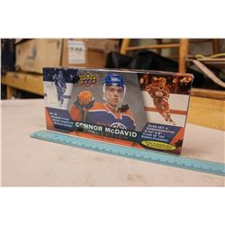 Sealed 2015-16 Connor McDavid Upper Deck Collection