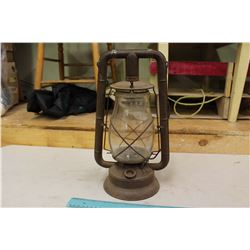 Antique Barn Lantern