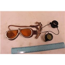 World War 2 Goggles (2 Pairs)