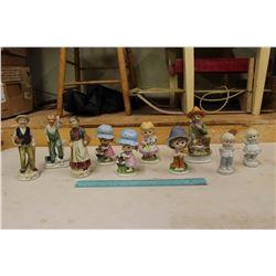 Lot of Decorative Figures (10)