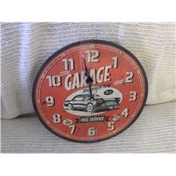 Garage Clock (Works)