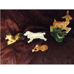 China Ornaments (No Chips or Cracks)