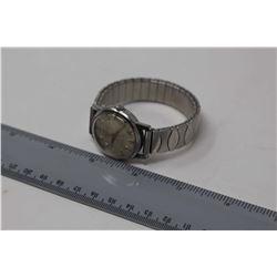 Waltham 17 Jewel Wristwatch, Working