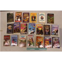 Lot of Vintage Fantasy Novels