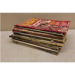Huge Lot Of Vintage Magazines (Detective, Daytime TV, Modern Love,