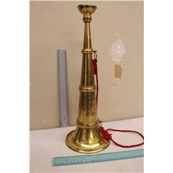Brass Firefighter Horn