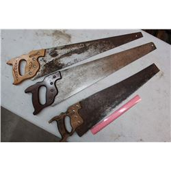 Hand Saws (3)