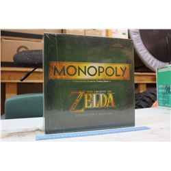 Zelda Collectors Edition Monopoly (Sealed, NIB)