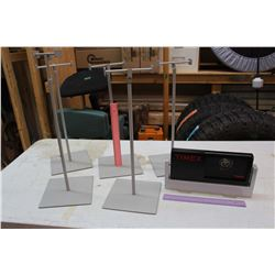 Timex Store Display Sign & Jewellery Display Stands (5)