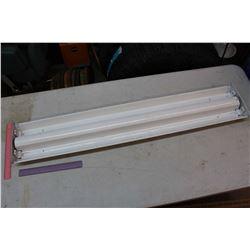Fluorescent Lamp Fixture 4ft Long