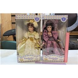 Kimberly Collection Dolls (2)