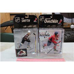 NHL Figures (2): Ryan Smyth & Alexander Ovechkin