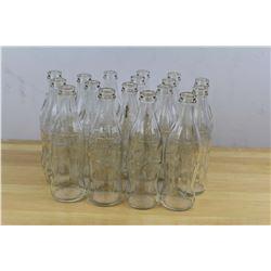 Vintage Coke Bottle Lot (17)