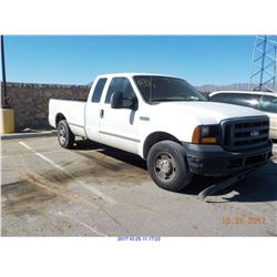 2007 - FORD F250