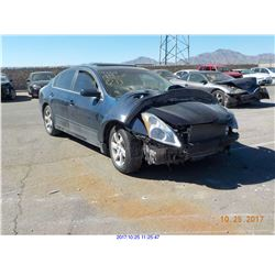 2008 - NISSAN ALTIMA//SALVAGE TITLE//EXPORT ONLY
