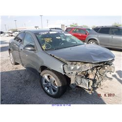 2008 - PONTIAC G6//SALVAGE TITLE//EXPORT ONLY