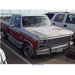 1985 - FORD F-150