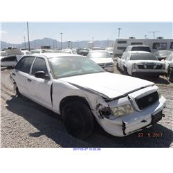 2002 - FORD CROWN VICTORIA//TX TITLE